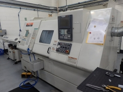 1999 Mazak SQT 250 MY, used Turning Centres
