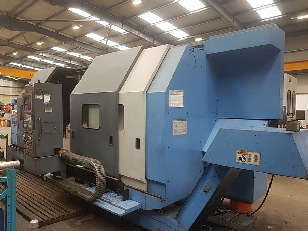 1997 Mazak Slant Turn 50 N x 3000, used Turning Centres